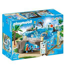 Playmobil Family Fun 9060 Aquarium