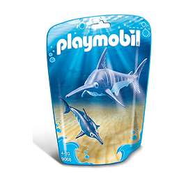 Playmobil Family Fun 9068 Svärdfisk med Unge
