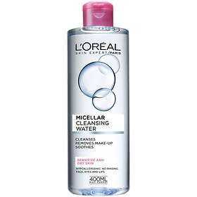 L'Oreal Micellar Cleansing Water Normal/Dry Sensitive Skin 400ml