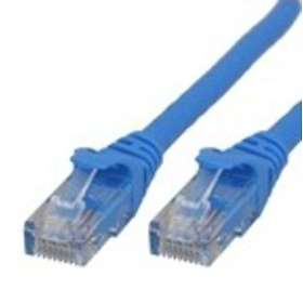 MicroConnect UTP Cat5e RJ45 - RJ45 Booted 0,5m