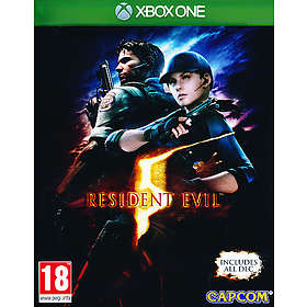 Resident Evil 5 HD (Xbox One | Series X/S)