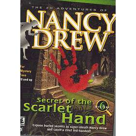 Nancy Drew 6: Secret of the Scarlet Hand (PC)