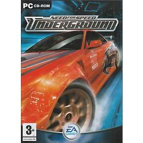 Need for Speed: Underground (PC)