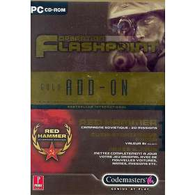 Operation Flashpoint: Red Hammer - Gold Upgrade (Expansion) (PC)