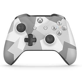Microsoft Xbox One Wireless Controller S - Winter Forces Edition (Xbox One/PC)