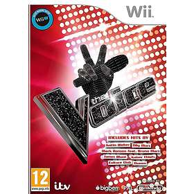 The Voice: I Want You (Wii U)