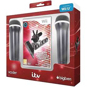 The Voice: I Want You (incl. 2 Microphones) (Wii U)