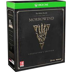 The Elder Scrolls Online: Morrowind - Collector's Edition (Xbox One)