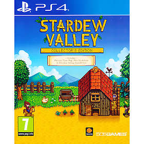 Stardew Valley - Collector's Edition (PS4)