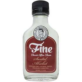 Fine Accoutrements Santal Absolute After Shave Lotion Spalsh 100ml