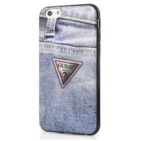 Guess Denim Jeans TPU Case for iPhone 6/6s
