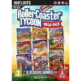 Rollercoaster Tycoon: Mega Pack (PC)