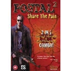 Postal 2: Share the Pain (Expansion) (PC)