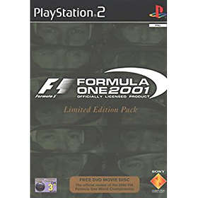 Formula One 2001 - Limited Edition (PS2)