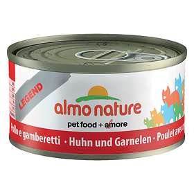 Almo Nature Cat Legend Tins Atlantic Tuna 6x0.07kg