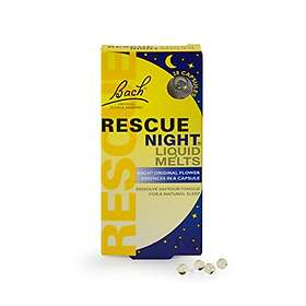Dr. Bach Rescue Night Liquid Melts 28 Capsules