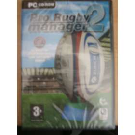 Pro Rugby Manager 2 (PC)