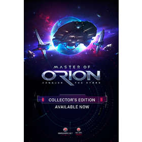 Master of Orion - Collector's Edition (PC)