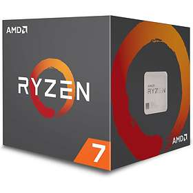 AMD Ryzen 7 1700 3.0GHz Socket AM4 Box