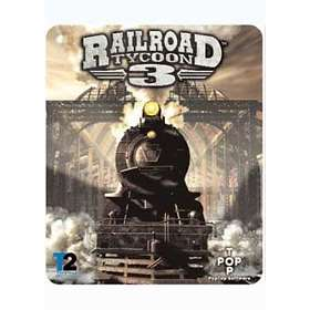 Railroad Tycoon 3 (PC)