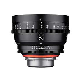 Samyang Xeen 20/1.9 Cine for Canon