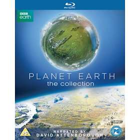 Planet Earth + Planet Earth II - The Collection