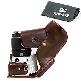 MegaGear Ever Ready Leather Case for Pentax