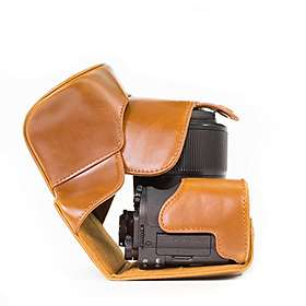 MegaGear Ever Ready Leather Case for Canon PowerShot G3X