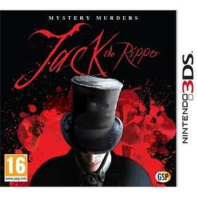 Murder Mysteries: Jack the Ripper (3DS)