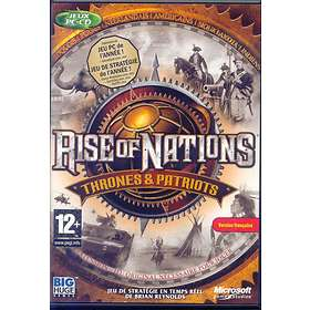 Rise of Nations: Thrones & Patriots (Expansion) (PC)