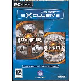 Rise of Nations - Gold Edition (PC)