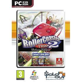 RollerCoaster Tycoon 2 - Deluxe Edition (PC)