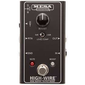 Mesa Boogie High-Wire Dual Buffer & Ouput Boost
