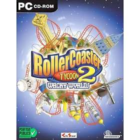 RollerCoaster Tycoon 2: Time Twister (Expansion) (PC)