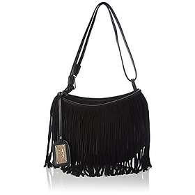 Buffalo Bags Decorative Fringe Shoulder Bag (550884)