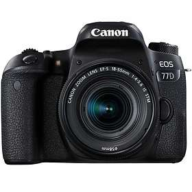 Canon EOS 77D + 18-55/4.0-5.6 IS STM
