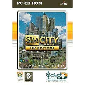 Sim City 3000 - World Edition + UK Edition (PC)