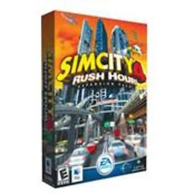 Sim City 4: Rush Hour (Expansion) (PC)