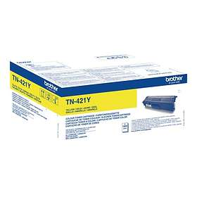 Brother TN-421Y (Yellow)