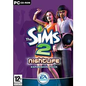 The Sims 2: Nightlife  (Expansion) (PC)