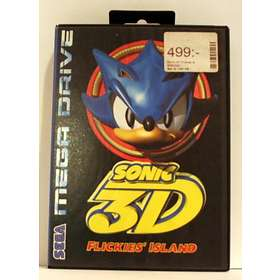 Sonic 3D: Flickies Island (PC)