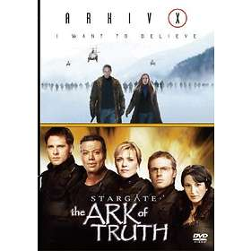 Arkiv X: I Want to Believe / Stargate: The Ark of Truth (2-Disc)