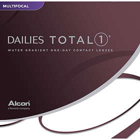 Alcon Dailies Total 1 Multifocal (90-pack)