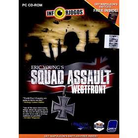 Squad Assault Westfront + Napoleon's Battles (PC)