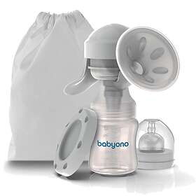 BabyOno Manual Breast Pump With Venting System