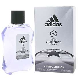 Adidas Champions League Arena Edition After Shave Lotion Splash 100ml