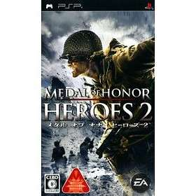 Medal of Honor: Heroes 2 (JPN) (PSP)