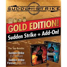 Sudden Strike - Gold Edition (PC)
