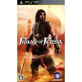 Prince of Persia: The Forgotten Sands (JPN) (PSP)