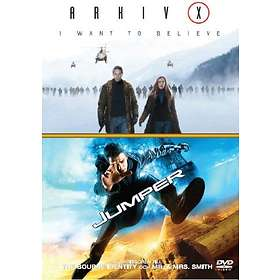 Arkiv X: I Want to Believe / Jumper (2-Disc)